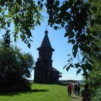 Древняя церковь в Карелии :: Мила