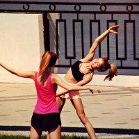 Вечерний фитнесс микс... :: Андрей Головкин