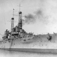 """USS battleship """"Arkansas"""" (BB -32). :: Александр"""