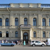 Дворец бракосочетания :: Вера Щукина