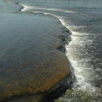 август...река Луга...пороги... :: Михаил Жуковский