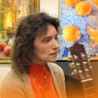 Женщина и гитара :: Николай Масляев