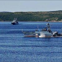 Торпедная атака!.. :: Кай-8 (Ярослав) Забелин