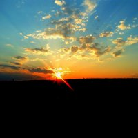 Восход над тайгой :: Ренат Ахметов