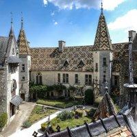 Замок Ла Рошпо (2) XII-XV век :: Георгий А