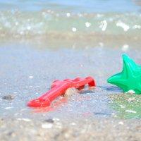 Море глазами многодетной мамы) :: Светлана Былинович