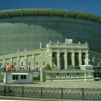 Модернизированный стадион в Екатеринбурге, где проходил Чемпионат мира по Футболу 2018 :: Елена Павлова (Смолова)