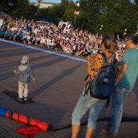 Туристы :: Константин Чебыкин