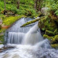 Шумные воды Большого Изыгаша. :: Евгений Голубев