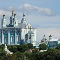 Успенский кафедральный собор :: Милешкин Владимир Алексеевич