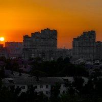 Закат над Краснодаром :: Krasnodar Pictures