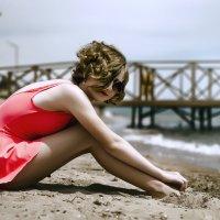 """из альбома """"пляжный фотограф"""". :: Валерий Чернышов"""