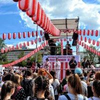 4-5 августа в Москве прошёл Фестиваль японской культуры :: Анатолий Колосов