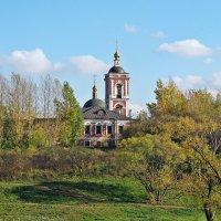 Храм Покрова на Городне :: Евгений Кочуров