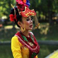 артистка индонезийка :: tatiana rastorgyeva
