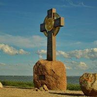 Там, у большого камня Крест :: Olcen Len