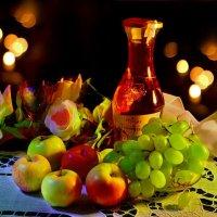 Тамянка и фрукты :: Наталия Лыкова