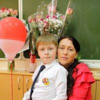 Скоро в школу... :: Сергей