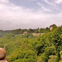 Ротенбург   на Таубере ,долина :: backareva.irina Бакарева