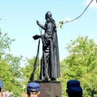 Открытие памятника 1 МВ у Екатерининского собора в ЦС -9 :: Сергей