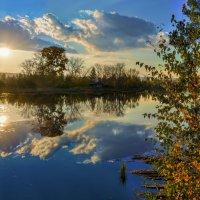 Вечерние облака :: vladimir Bormotov
