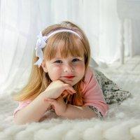 Самое счастливое время на свете — когда мы еще дети… :: Елена Удалова