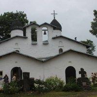 Церкви-близнецы :: Дмитрий Солоненко