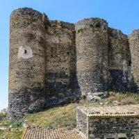 Замок Монморен,  XII век, регион Овернь :: Георгий