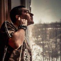 Мужчина в ожидании :: Юлия Крапивина