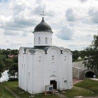 Храм Святого Георгия. :: Ирина Нафаня