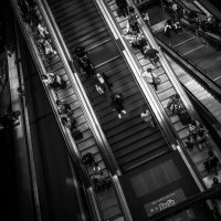 Центральный вокзал :: Анна Удалова