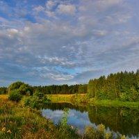 Утренние облака :: Татьяна Каневская