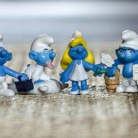 Белоснежка и семь гномов :: Андрей Щетинин
