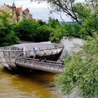 Муринзель,мост-остров :: Aida10