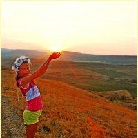 Подставляйте ладони - я насыплю вам солнца! :: Vladimir Semenchukov