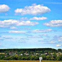 Летний пейзаж. :: Михаил Столяров