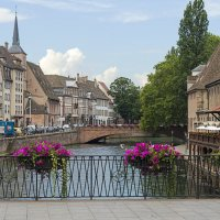 Страсбург и его каналы :: Константин Тимченко