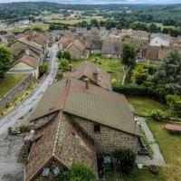Деревня Крок (Crocq), департамент Крёз (Creuse) :: Георгий