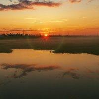 Туман. :: Андрей Леднев