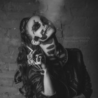 zombie girl :: Анастасия ЛЕОНОВА
