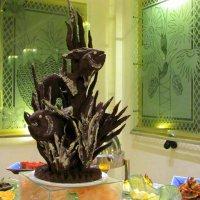 шоколадный подводный рай :: ИРЭН@ .
