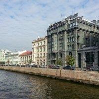 Набережная Крюкова канала. Санкт-Петербург :: Олег Кузовлев