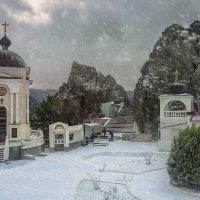 Севастополь. Редкий снежный день :: BD Колесников
