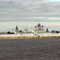 Монастырь :: Александр Алексеев