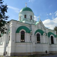 Троицкий храм. :: Люба