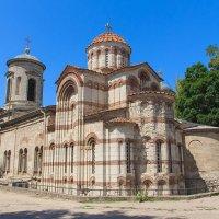 Церковь Иоанна Предтечи VIII век г. Керчь :: Владимир Д