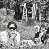 Подружки :: Ольга Винницкая (Olenka)