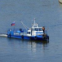На Москве реке :: Татьяна Лобанова
