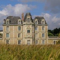 замок Мирволт в г. Шато-Гонтье (Chateau-Gontier) :: Георгий
