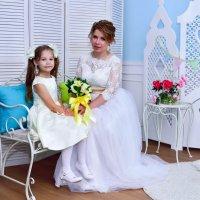 Анастасия и Мария :: марина климeнoк